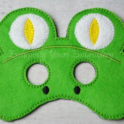 Snake Childrens Felt Mask