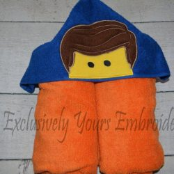 The Special Hooded Towel