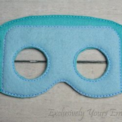 Beemo Childrens Felt Mask