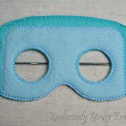 Beemo Childrens Felt Mask