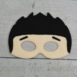 Ryder Inspired Childrens Felt Mask