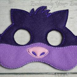 Cheshire Cat Childrens Felt Mask