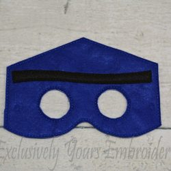 Crayon Childrens Felt Mask
