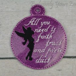 Faith Trust Pixie Dust Ornament