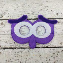 Fear Inspired Childrens Felt Mask