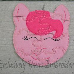 Pinkie Pony Puzzle