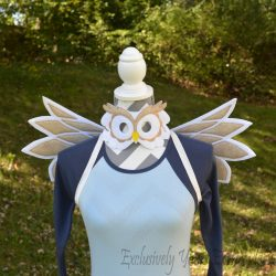 Owl Costume Set