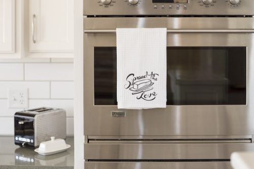 Spread the Love Kitchen Towel