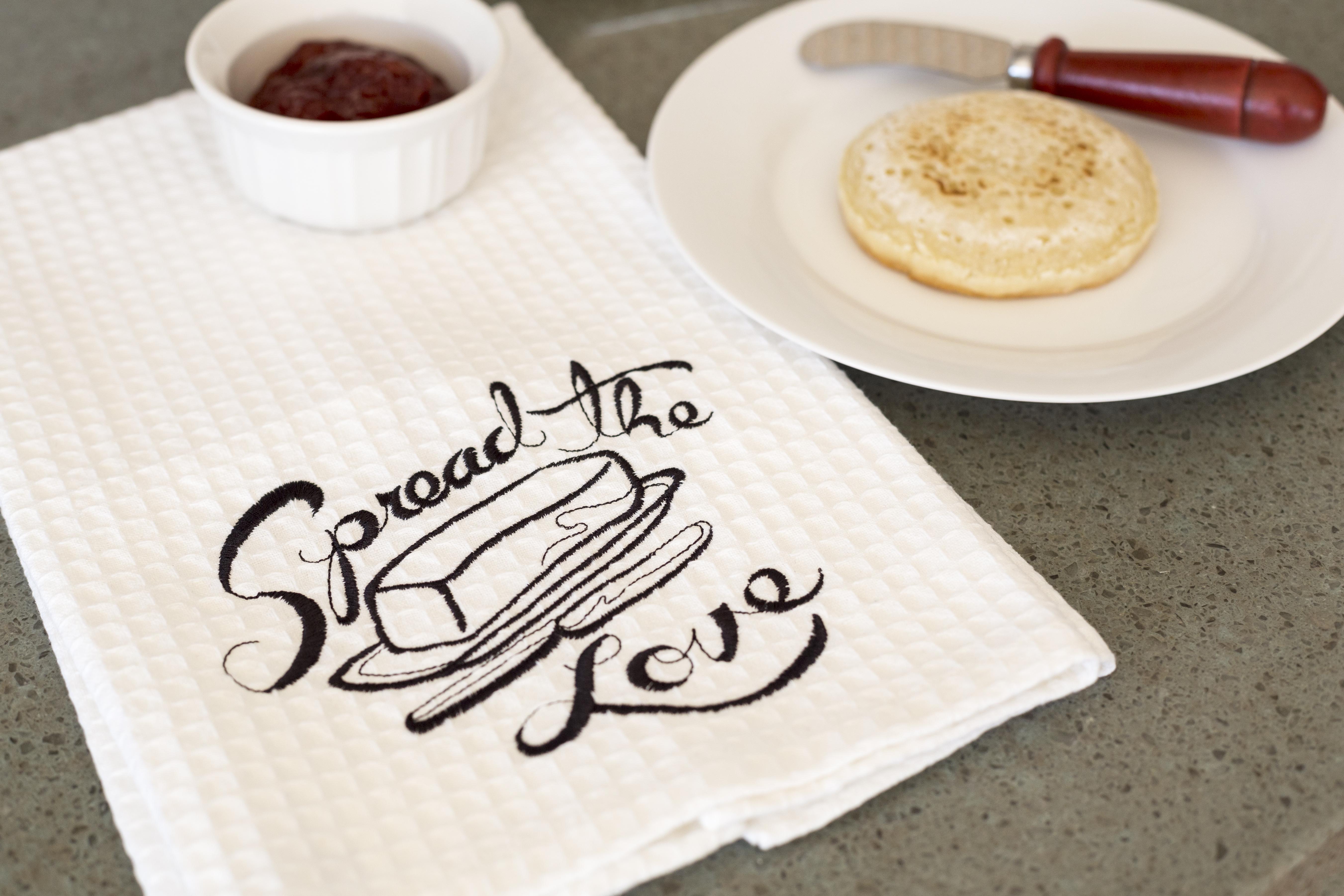 Spread the Love Kitchen Towel