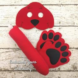 Clifford Big Red Dog Costume