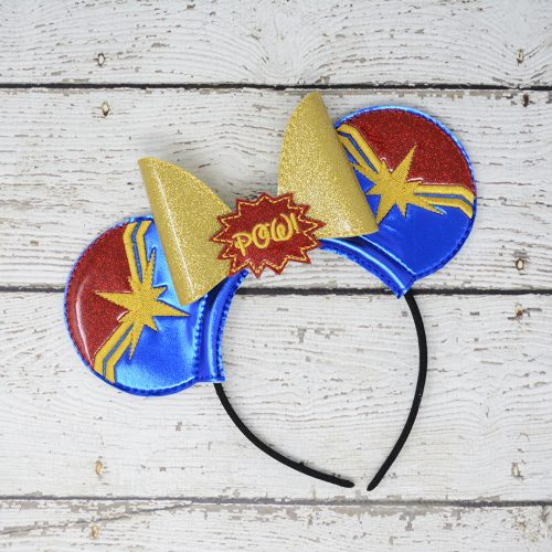 Marvel Headband Ears