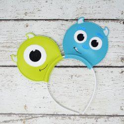 Monster Duo Headband Ears