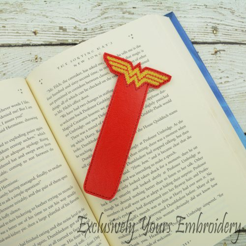 Wonder Woman Bookmark