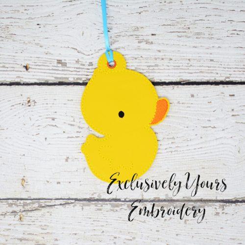 Rubber Ducky Ornament