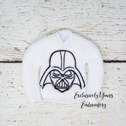 Vader Elf Sweater