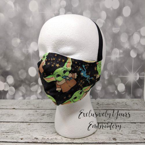Baby Galaxy Master Face Mask