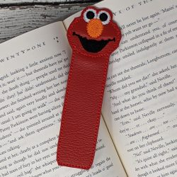 Elmo Bookmark