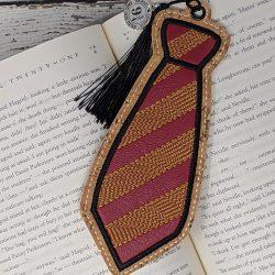 Gryffindor Tie Bookmark