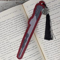 Harry's Wand Bookmark