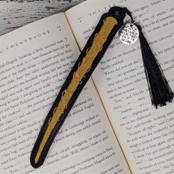Hermione's Wand Bookmark